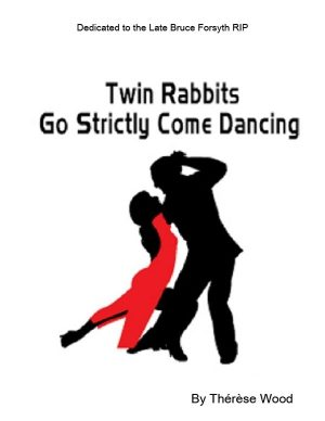 TWIN RABBITS GO STRICTLY COME DANCING
