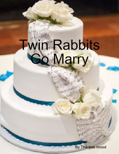 TWIN RABBITS GO MARRY