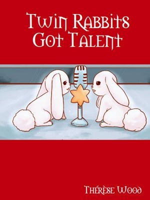 TWIN RABBITS GOT TALENT